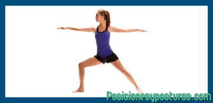 postura iyengar guerrero